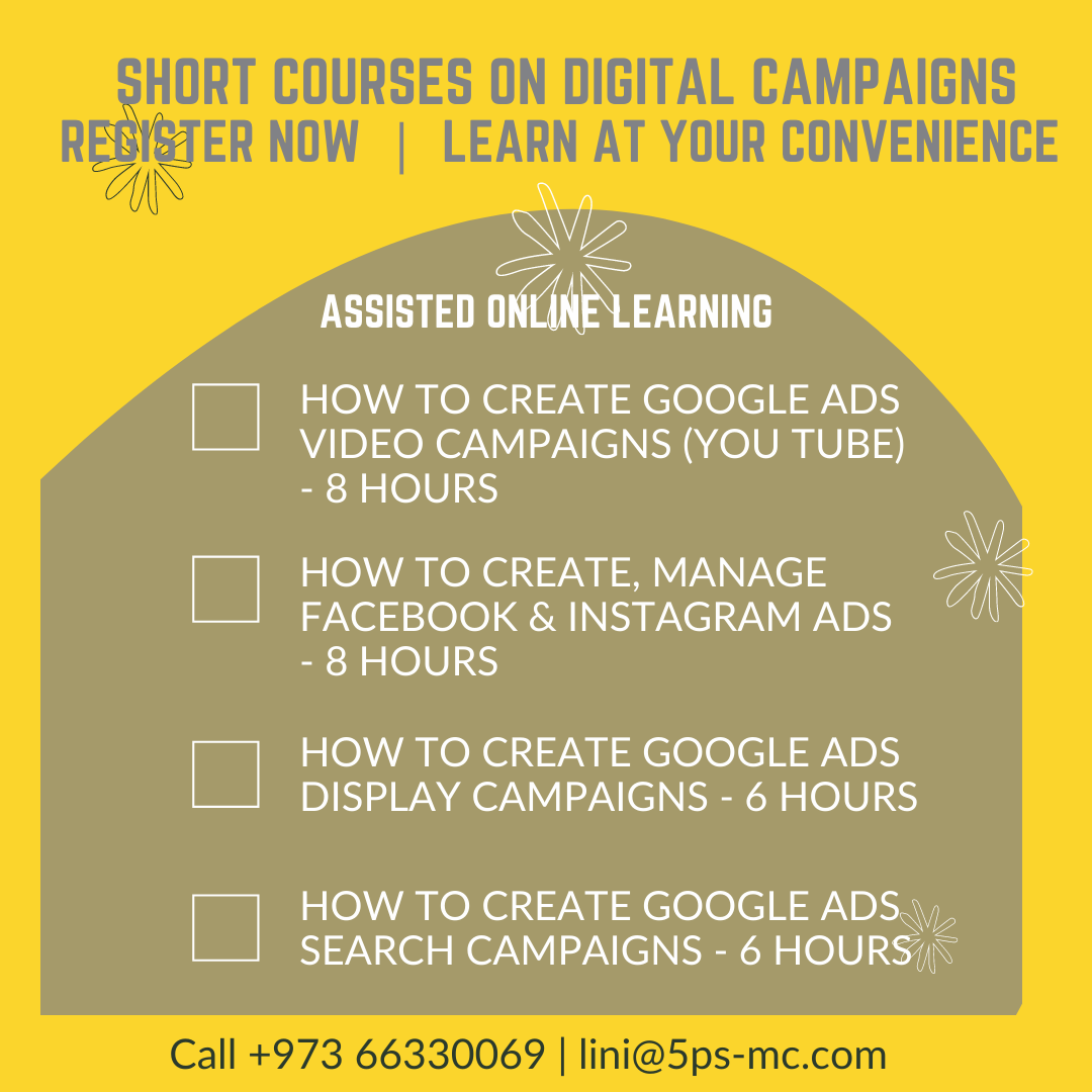 Online Courses on Digital Campaigns